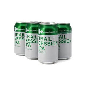Jasper Trail Session IPA - Whisky Drop