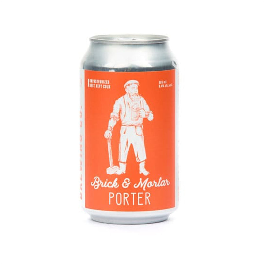 Medicine Hat Brewing Brick & Mortar Porter - Whisky Drop