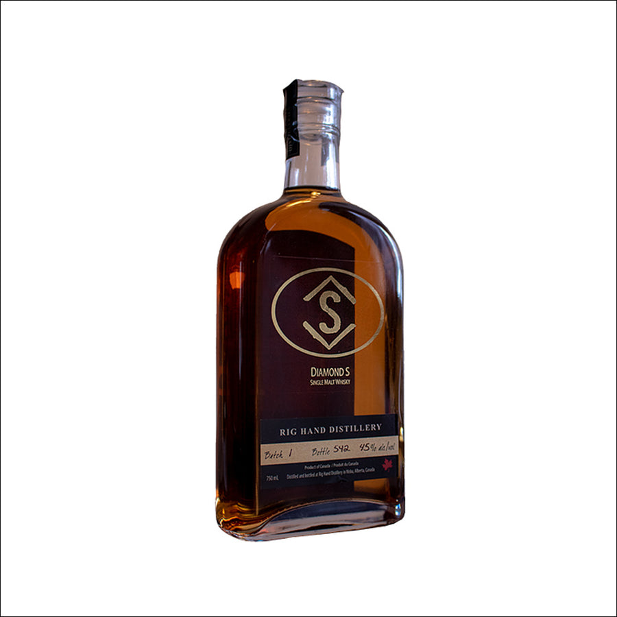 Rig Hand Diamond S - Single Malt - Whisky Drop