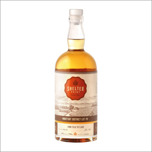 Shelter Point Montfort Lot 141 Single Grain Whisky - Whisky Drop