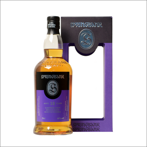 Springbank 18 Year Old - Whisky Drop