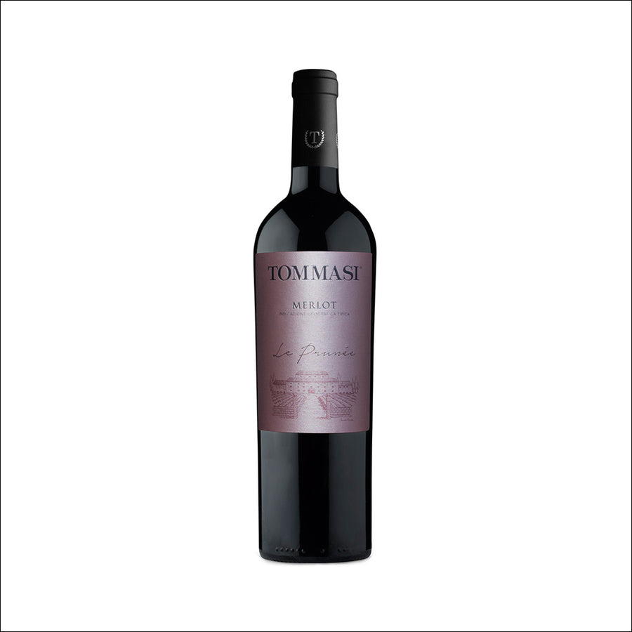 Tommasi Le Prunée Merlot - Whisky Drop