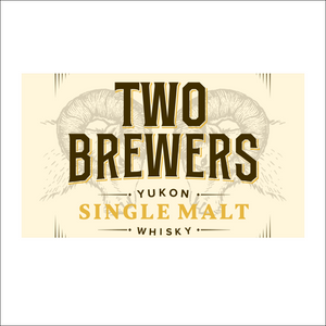 Two Brewers Canadian Single Malt Release 18 - Whisky Drop