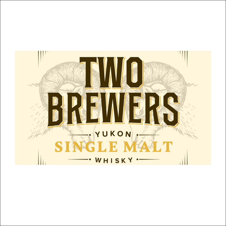 Two Brewers Canadian Single Malt Release 22 - Whisky Drop