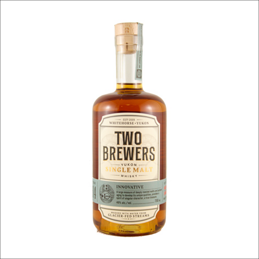 Two Brewers Canadian Single Malt Release 14