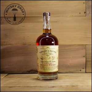 Wright & Brown Bourbon Whiskey - Whisky Drop