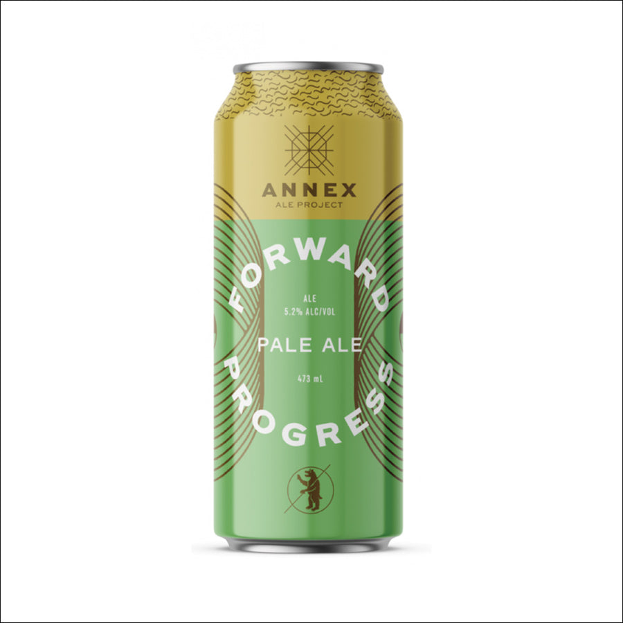 Forward Progress Pale Ale 4 Pack - Whisky Drop