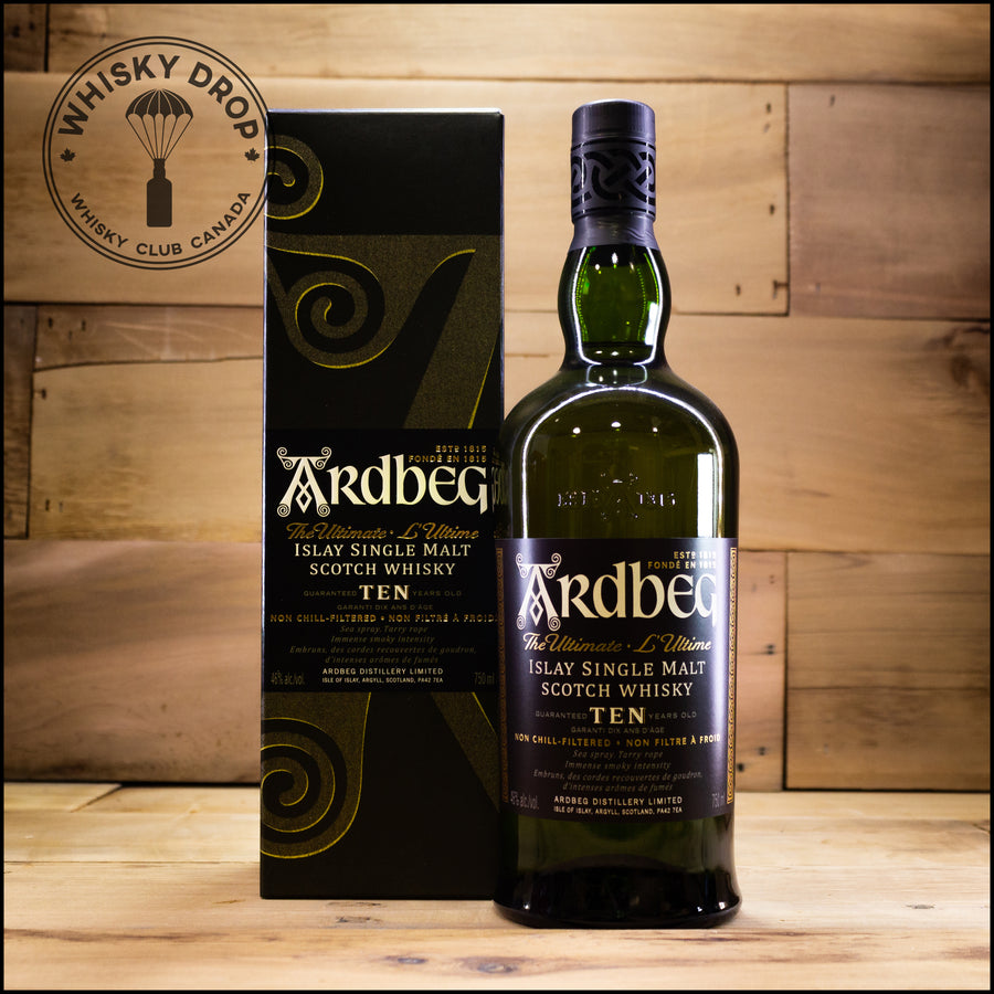 Ardbeg 10 Year Old - Whisky Drop