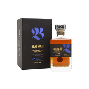 Bladnoch 25 Year Old Talia (43.2%) - Whisky Drop