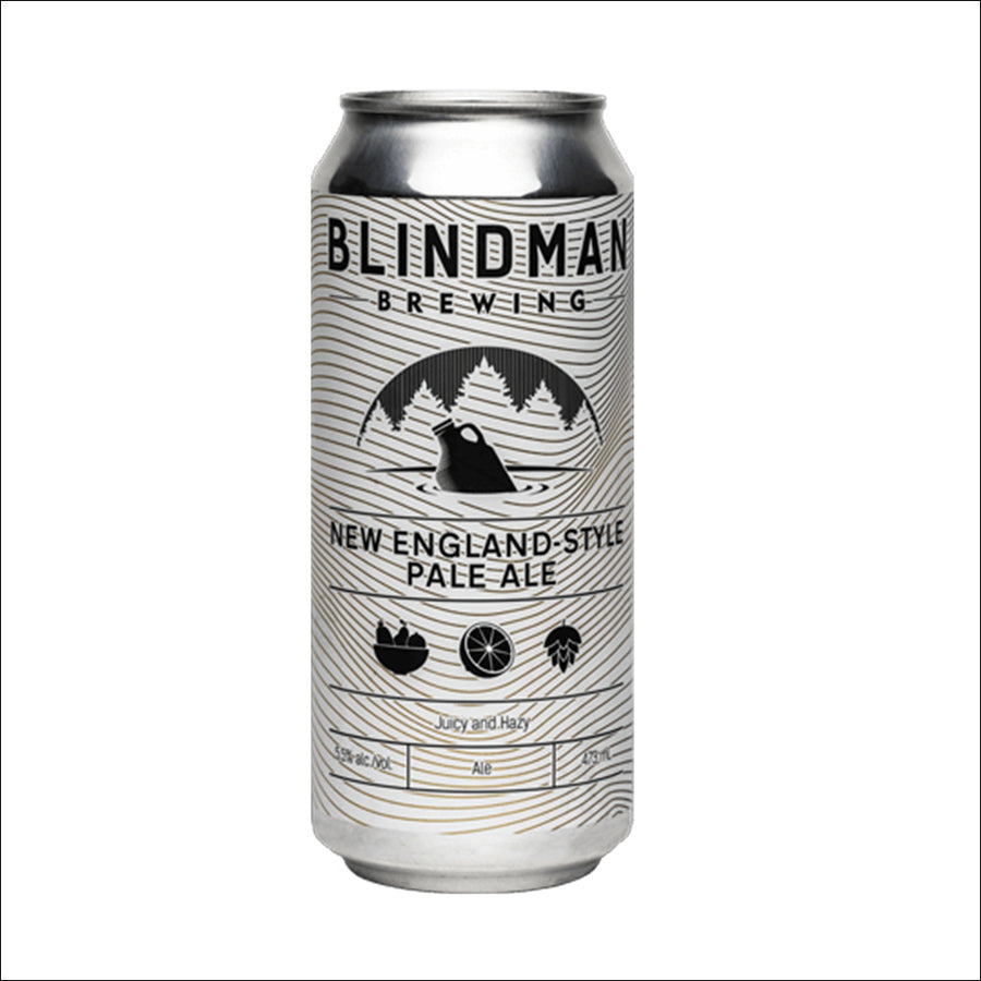 Blindman Brewing - New England-Style Pale Ale