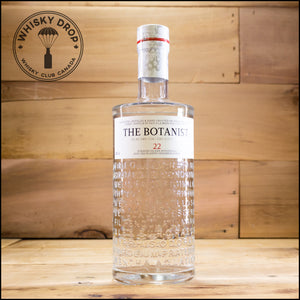 The Botanist Gin - Whisky Drop