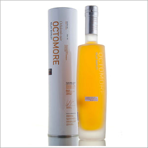 Bruichladdich Octomore 6.3 Bottle Whisky Drop
