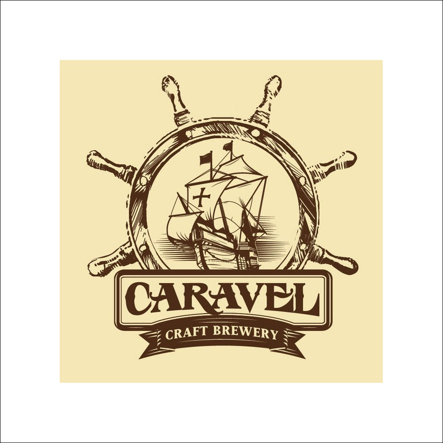 Caravel Dead Ahead Irish Red Ale