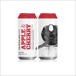 Collective Arts Brewing - Apple & Cherry Cider - Whisky Drop