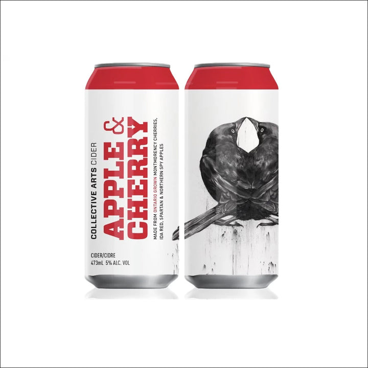 Collective Arts Brewing - Apple & Cherry Cider