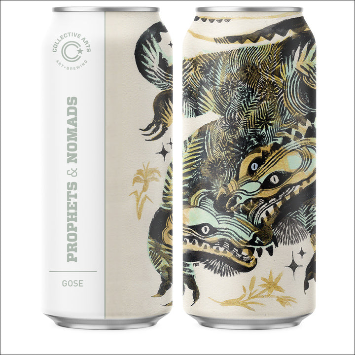 Collective Arts Brewing - Prophets & Nomads - Whisky Drop
