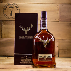 The Dalmore 12 Year Old - Whisky Drop