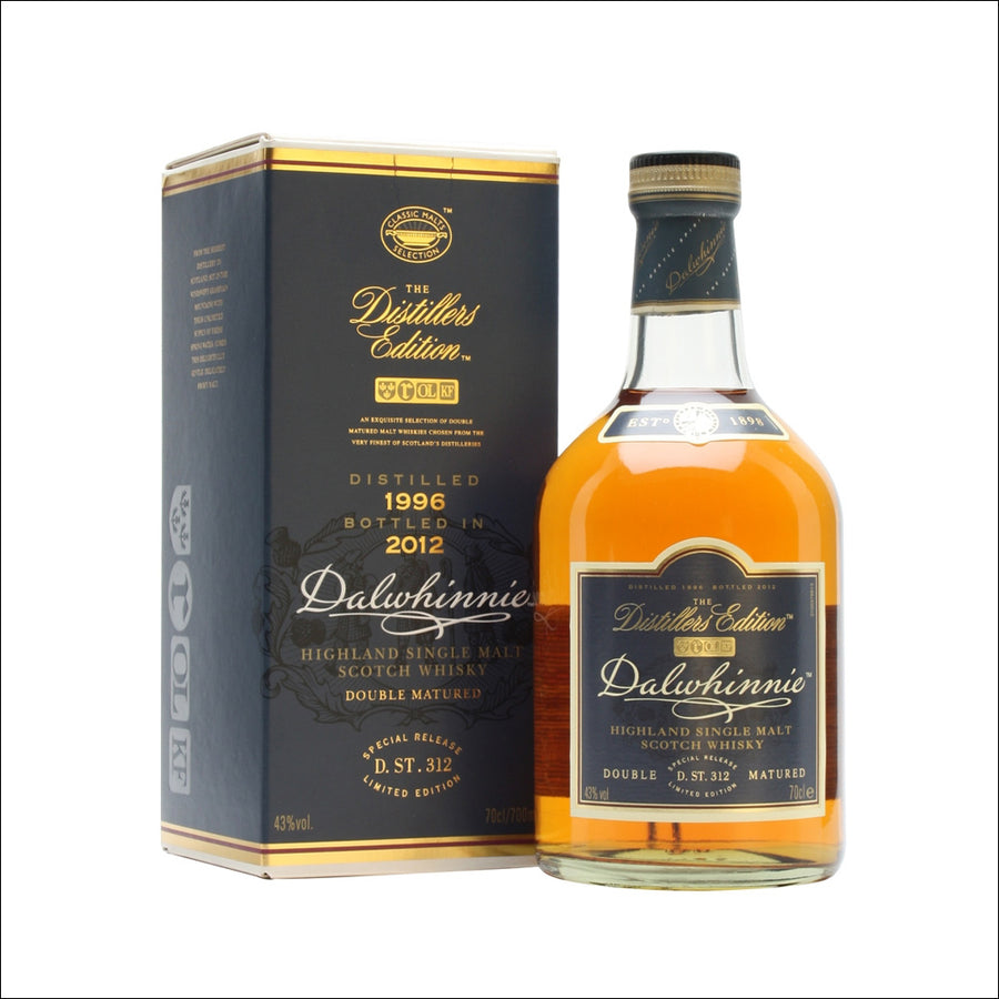 Dalwhinnie Distillers Edition - Whisky Drop