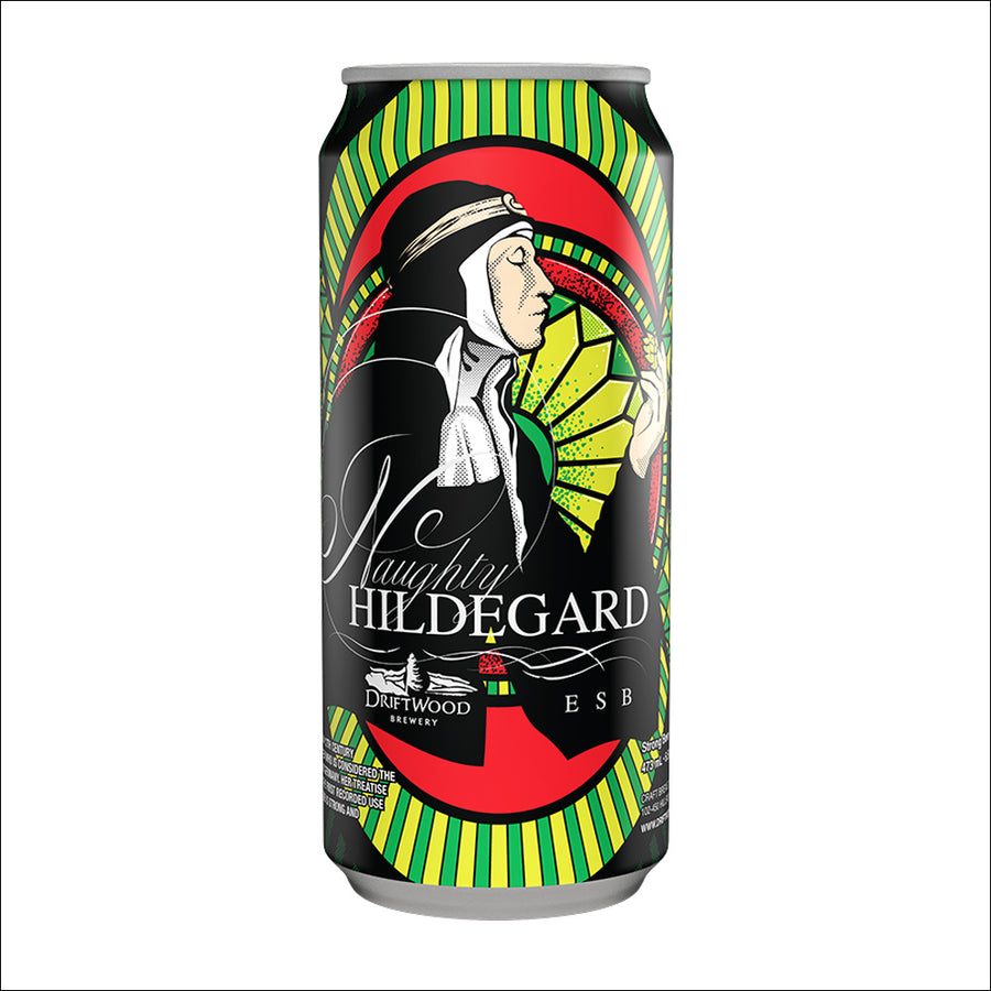 Driftwood - Naughty Hildegard - Whisky Drop