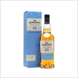 Glenlivet Founder's Reserve - Whisky Drop