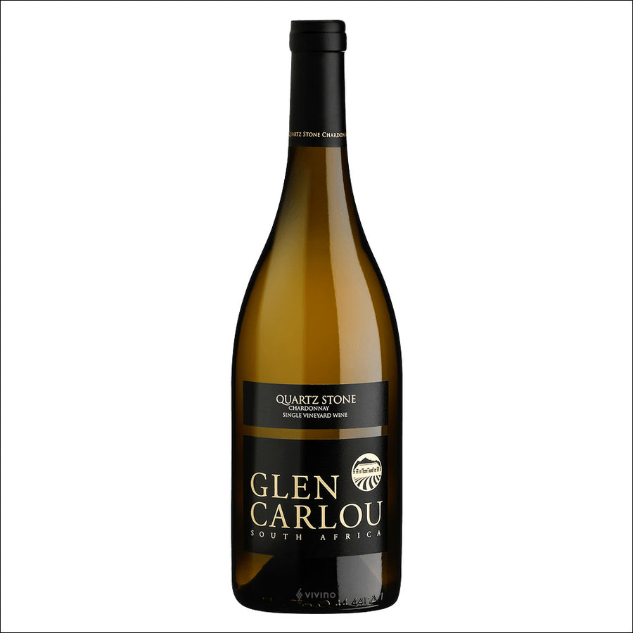 Glen Carlou Quartz Stone Chardonnay - Whisky Drop
