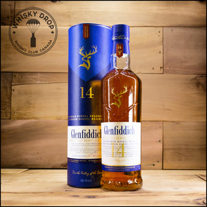 Glenfiddich 14 Year Old Bourbon Barrel Reserve - Whisky Drop