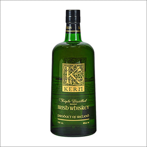 Kern Premium Irish Whiskey - Whisky Drop