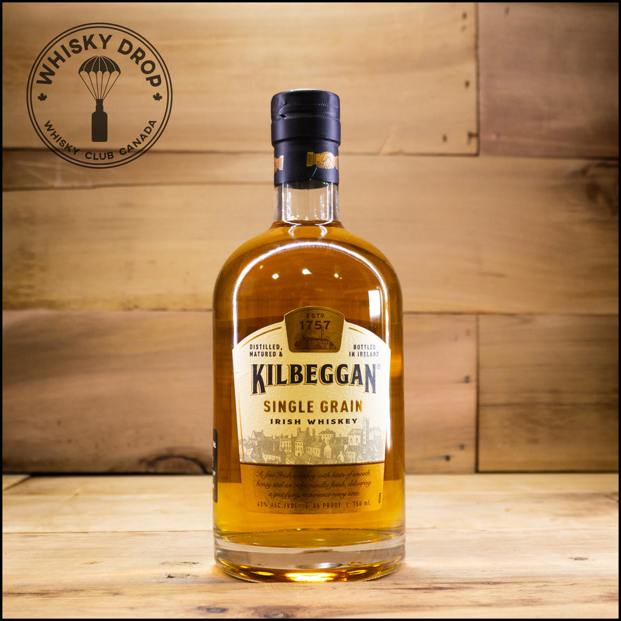 Kilbeggan Single Grain - Whisky Drop