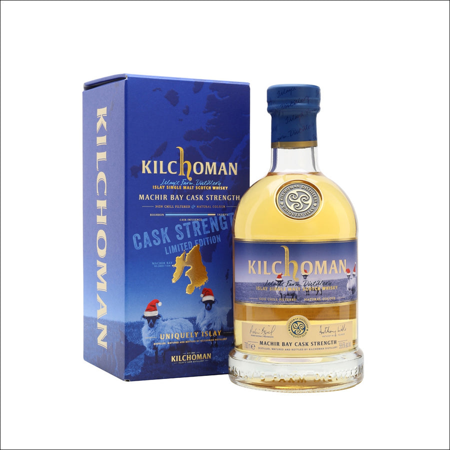 Kilchoman Machir Bay Cask Strength - Whisky Drop