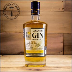 M&H Levantine Gin - Oaken Aged - Whisky Drop