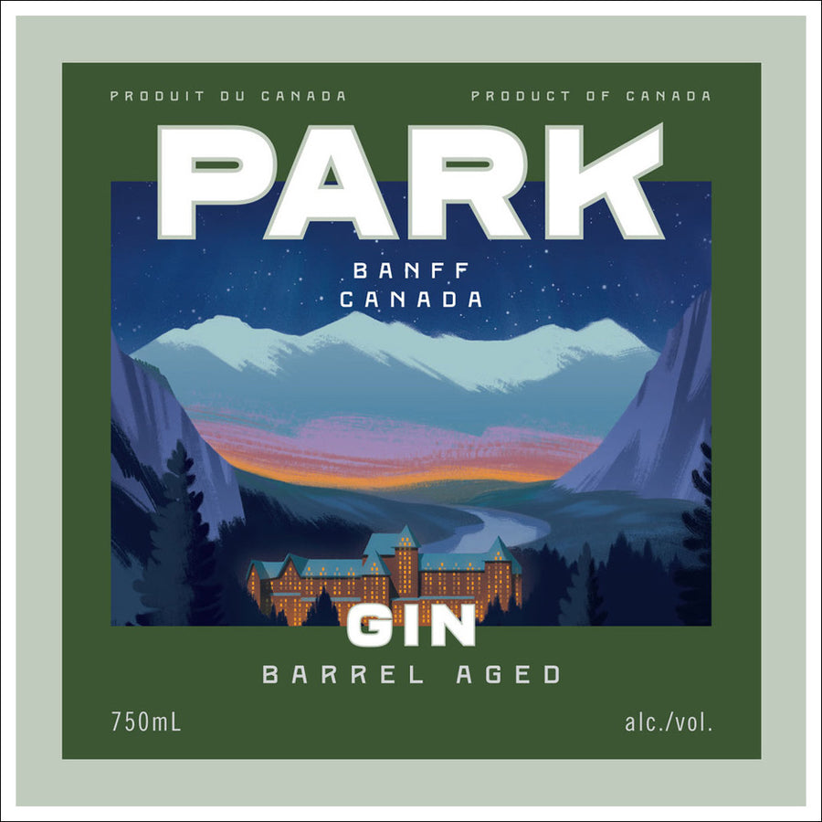 Park Distillery Barrel Aged Gin - Whisky Drop