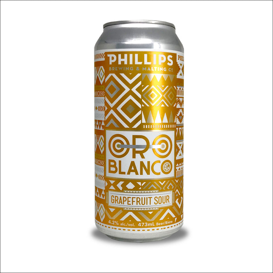 Phillips Brewing - Oro Blanco