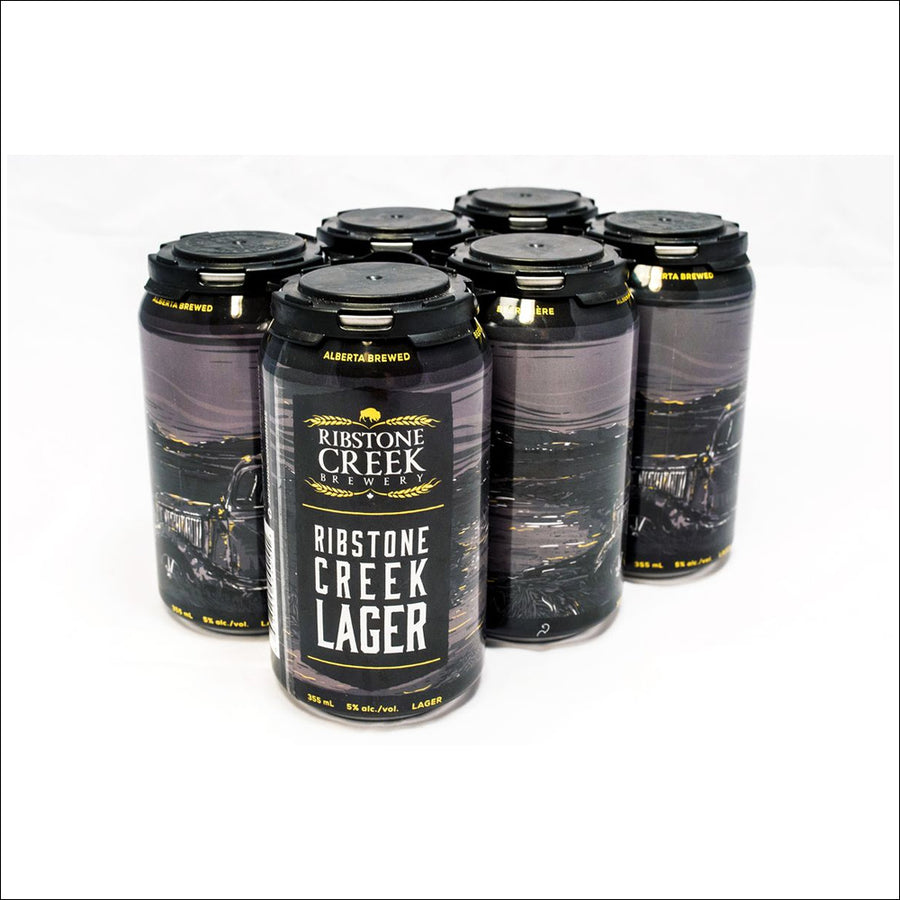 Ribstone Creek Brewing - Lager
