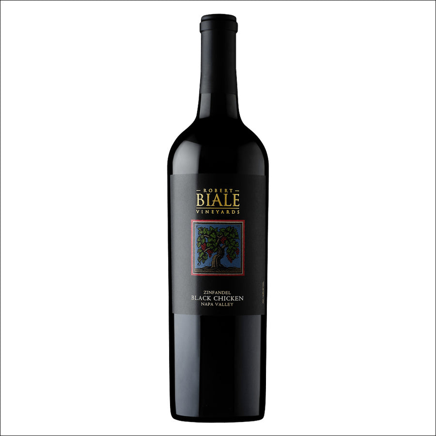 Robert Biale Black Chicken Zinfandel - Whisky Drop