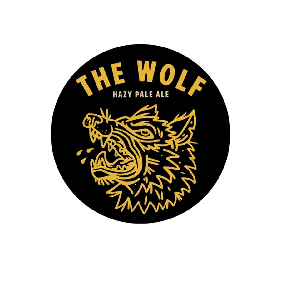 Sea Change Brewing Co. - The Wolf - Whisky Drop