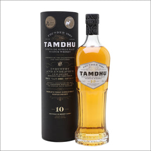 Tamdhu 10 Year Old - Whisky Drop