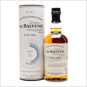 The Balvenie Tun 1509 Batch 3 Bottle Whisky Drop