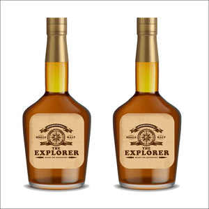 The Explorer - 2 Month Membership Subscription Whisky Drop