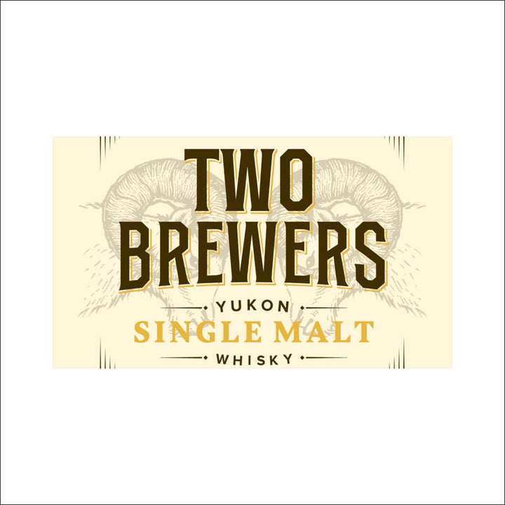 Two Brewers Canadian Single Malt Release 21 - Whisky Drop