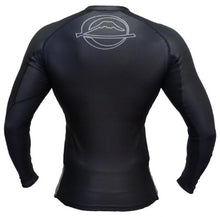Load image into Gallery viewer, Fuji Black Inverted Long Sleeve Rash Guard