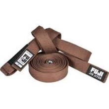 Load image into Gallery viewer, Fuji Premium Pearl Weave BJJ Belt