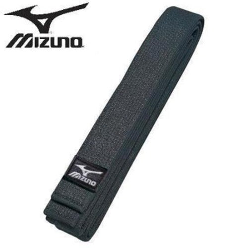 Mizuno Judo Belt Black