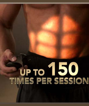 Get strong, toned abs in weeks