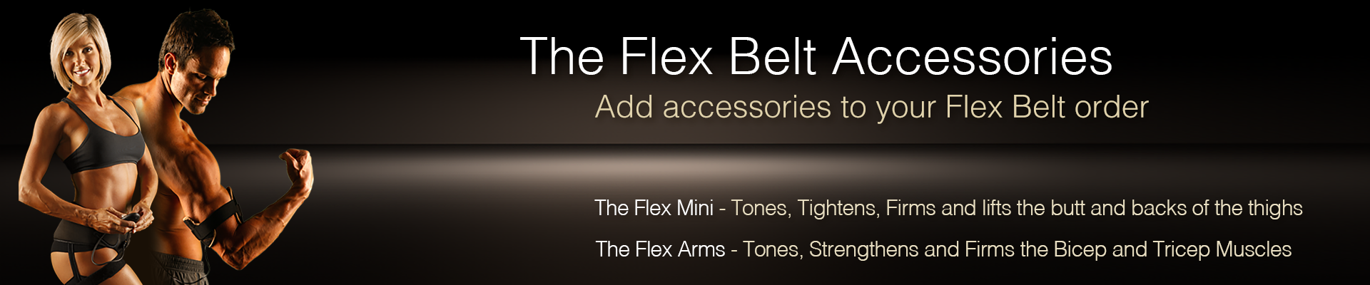 The Flex Belt Accessories