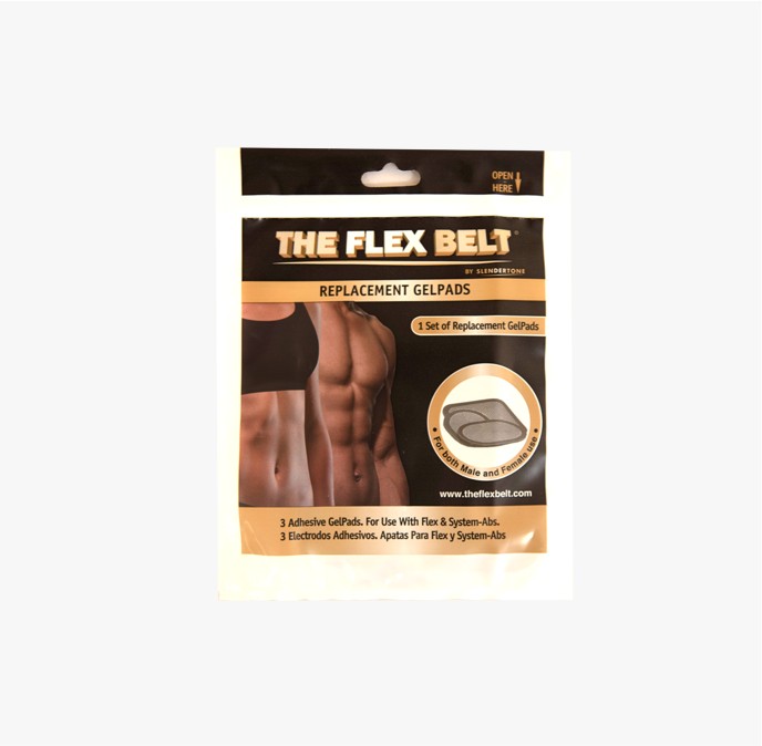 Flex Belt Gel Pads