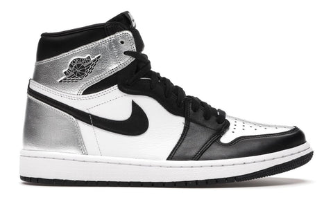 Air Jordan 1 High Silver Toe (WMNS)