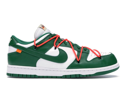 Nike Dunk Low x Off-White Pine Green