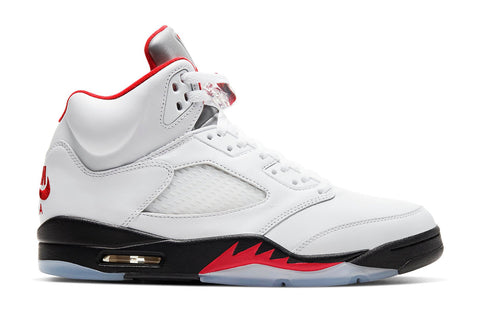 Air Jordan 5 Fire Red (GS) (2020)