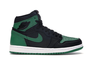 Air Jordan 1 High Pine Green Black