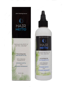 HAIRMETTO®  Topical Serum - Non-oily for daytime wear, Prevent Hair loss, Restore Growth - HAIRMETTO
